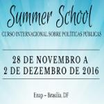 Logotipo do Grupo Summer School – Curso Internacional sobre Políticas Públicas